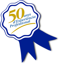 50 years of professional experience